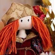 """Куклы и игрушки ручной работы. Ярмарка Мастеров - ручная работа Милли. Осень в стиле """"Бохо"""". Handmade."""