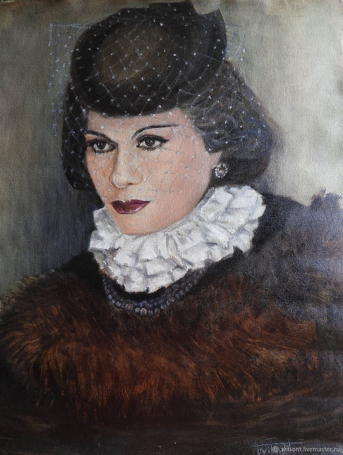 Portrait Of Coco Chanel, Pictures, Coventry,  Фото №1