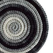 Украшения ручной работы. Ярмарка Мастеров - ручная работа Украшение на шею Lasso Winter вязаный шарф колье бусы. Handmade.