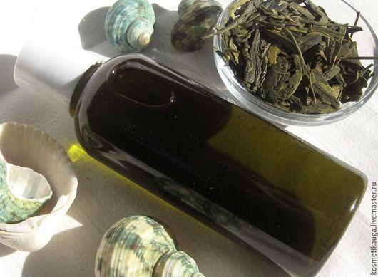 Гидрофильное масло Зеленый чай и водоросли