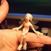 Куклы и игрушки ручной работы. Ярмарка Мастеров - ручная работа Домашние феечки. Handmade.