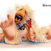 """Материалы для творчества ручной работы. Ярмарка Мастеров - ручная работа Выкройка мишки """"Бачи"""". Handmade."""