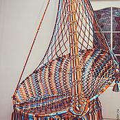 Для дома и интерьера ручной работы. Ярмарка Мастеров - ручная работа Кресло Большое Этно 2. Handmade.