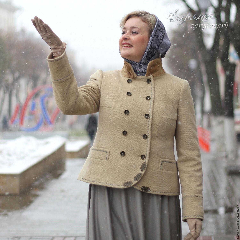 Зимнее пальто Иволга, Пальто, Орел,  Фото №1