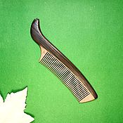 Сувениры и подарки handmade. Livemaster - original item Comb from oak Nord. Handmade.