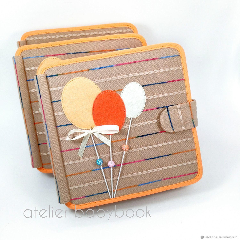 Educational book 'Orange mood', Cubes and books, Ryazan,  Фото №1