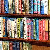 Куклы и игрушки ручной работы. Ярмарка Мастеров - ручная работа Миниатюра 1:12. Домашняя библиотека. Handmade.