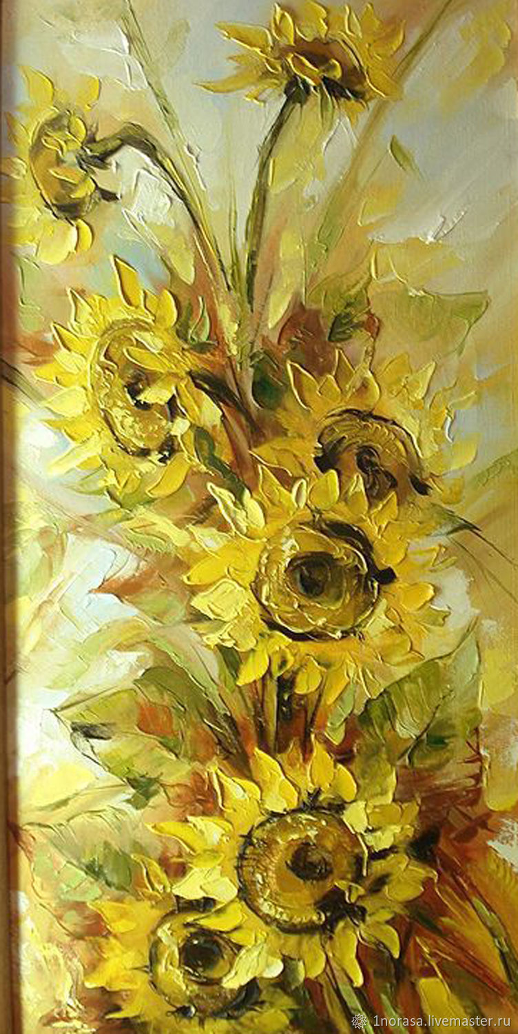 Sunflowers, Pictures, Chelyabinsk,  Фото №1