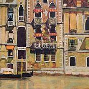 Картины и панно handmade. Livemaster - original item Picture: Venice.. Handmade.