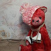 """Мишки Тедди ручной работы. Ярмарка Мастеров - ручная работа Мишки Тедди: """"Зимние забавы"""". Handmade."""