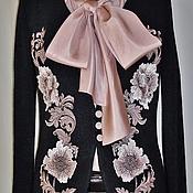 """Одежда ручной работы. Ярмарка Мастеров - ручная работа """"Цвет пыльной розы"""". Handmade."""