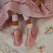 Куклы и игрушки ручной работы. Ярмарка Мастеров - ручная работа Молли- розовые сны. Handmade.
