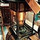 """Освещение ручной работы. Ярмарка Мастеров - ручная работа. Купить Настольная лампа """"Морские тайны"""". Handmade. Лампа, оформление интерьера"""