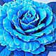 """Брошь с розой """"Капучинка"""". из фоамирана. Броши. Юлия Сухинина. Цветочные украшения. Ярмарка Мастеров. Фото №5"""