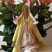 Куклы и игрушки handmade. Livemaster - original item Spring Angel. Handmade.