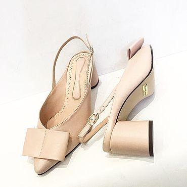 Обувь ручной работы. Ярмарка Мастеров - ручная работа Туфли ручной работы. Handmade.