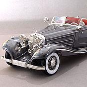 Car souvenirs handmade. Livemaster - original item Scale model of the