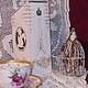 в стиле ШЕББИ ШИК, чайных пакетиков, домик, для чайных пакетиков, под чайные пакетики, чайный короб, подарок для мамы купить, купить подарок подруге, подарки кухню купить