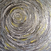 """Картины и панно ручной работы. Ярмарка Мастеров - ручная работа Картина """"Круги жизни -2"""". Handmade."""