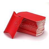 """Материалы для кукол и игрушек ручной работы. Ярмарка Мастеров - ручная работа Мини коробочка """" подушка """". Handmade."""