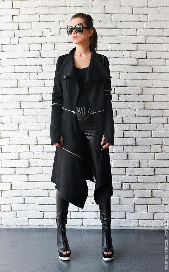 Extravagant Long Coat, Coats, Sofia,  Фото №1
