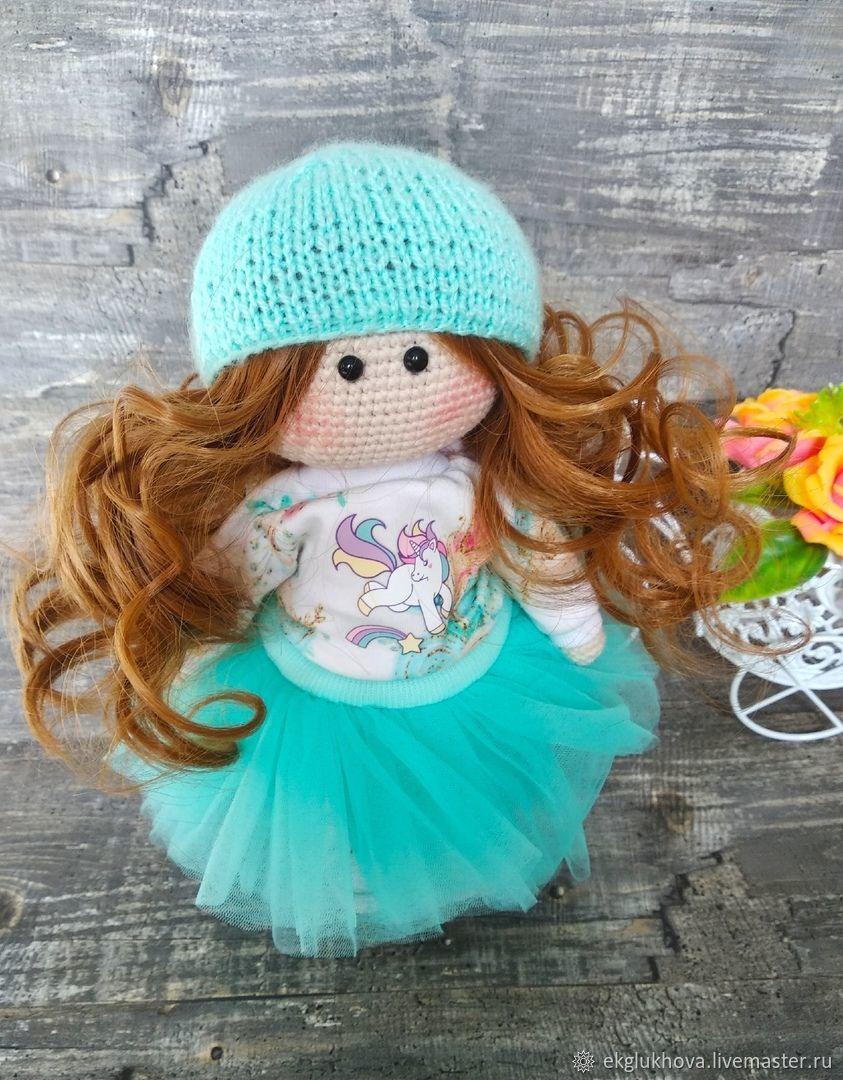 Куколка в бирюзовой пачке, Куклы и пупсы, Тольятти,  Фото №1