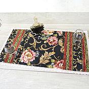 Для дома и интерьера handmade. Livemaster - original item Path on the table water repellent Roses in the night. Handmade.