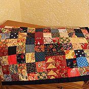"""Для дома и интерьера ручной работы. Ярмарка Мастеров - ручная работа """"Домашнее"""" лоскутное одеяло. Handmade."""