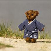 Куклы и игрушки ручной работы. Ярмарка Мастеров - ручная работа Плюшевый Тедди в Японском стиле. Handmade.