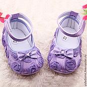 Материалы для творчества ручной работы. Ярмарка Мастеров - ручная работа 0025 Обувь для кукол для реборнов. Handmade.