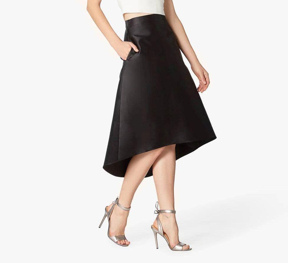 Юбки ручной работы. Ярмарка Мастеров - ручная работа. Купить Повседневная юбка в офис, для повседневной жизни или вечеринки. Handmade.