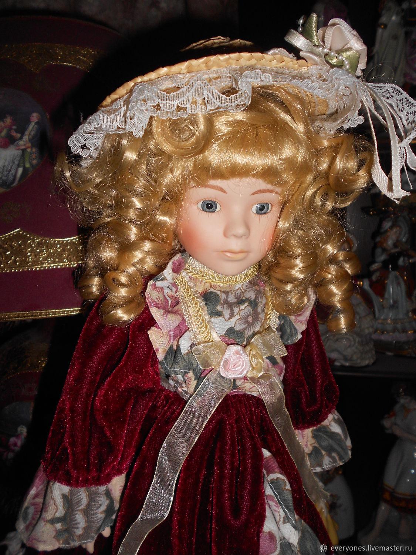 Винтаж: Шикарная кукла Англия, Куклы винтажные, Москва,  Фото №1