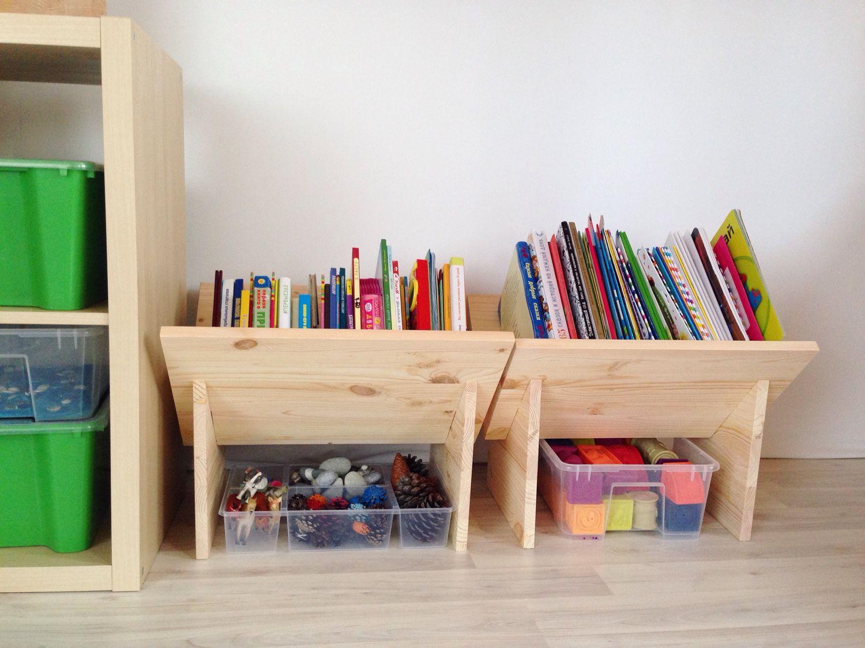 Как самому сделать полку на стену для книг