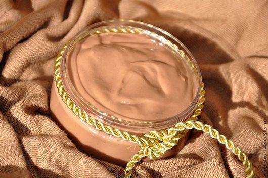 """Бальзам для волос ручной работы. Ярмарка Мастеров - ручная работа. Купить Бальзам для волос """"Шоколадный"""". Handmade. Коричневый, шоколад"""
