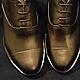 Обувь ручной работы. Ярмарка Мастеров - ручная работа. Купить Туфли женские , на сплошной подошве из натуральной кожи .. Handmade. кожаная