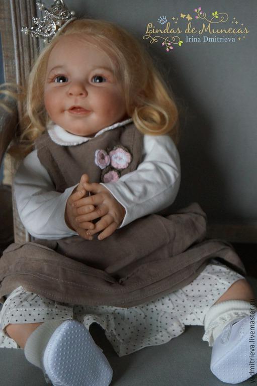 Куклы-младенцы и reborn ручной работы. Ярмарка Мастеров - ручная работа. Купить Кукла реборн Алиса. Handmade. Кукла реборн