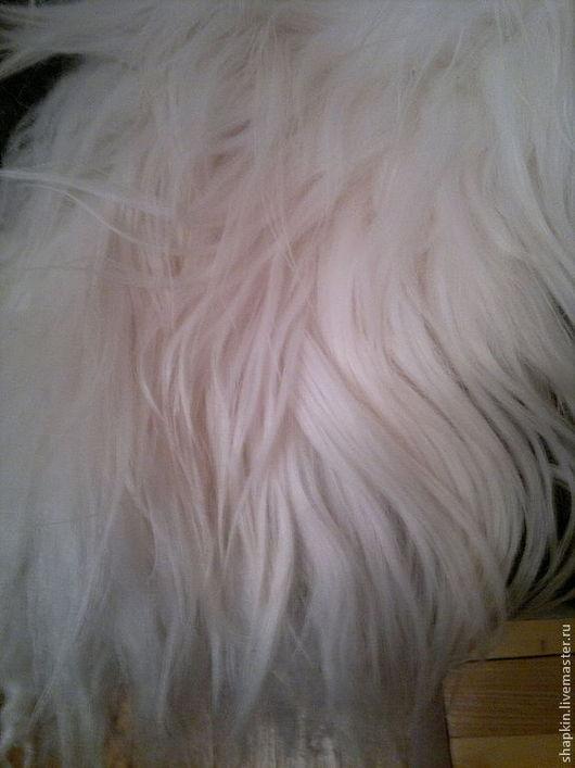 Текстиль, ковры ручной работы. Ярмарка Мастеров - ручная работа. Купить Шкура исландской овцы  Белая. Handmade. Белая шкура