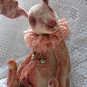Куклы и игрушки handmade. Livemaster - original item Pattern Bunny Teddy Morkovkin. Handmade.