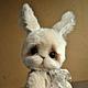 Мишки Тедди ручной работы. Ярмарка Мастеров - ручная работа. Купить Лея. Handmade. Бежевый, заяц друзья тедди