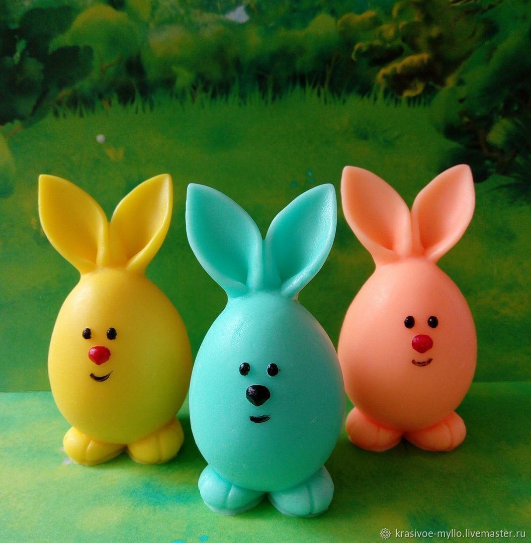 Soap Egg-rabbit, Soap, Moscow,  Фото №1