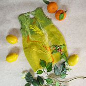 """Работы для детей, ручной работы. Ярмарка Мастеров - ручная работа Платье для девочки """"Лимончик"""". Handmade."""