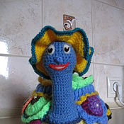 Куклы и игрушки ручной работы. Ярмарка Мастеров - ручная работа Черепашка. Handmade.
