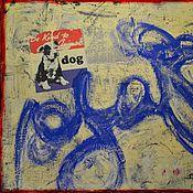 """Картины и панно ручной работы. Ярмарка Мастеров - ручная работа """"Ragtime"""". Handmade."""