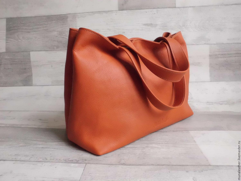 cd0348760524 Женские сумки ручной работы. Ярмарка Мастеров - ручная работа. Купить Kate  Orange.