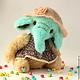 Игрушки животные, ручной работы. Ярмарка Мастеров - ручная работа. Купить Слоняша Карамелька (слоник в одежде, вязаный крючком). Handmade.