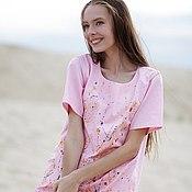 """Одежда ручной работы. Ярмарка Мастеров - ручная работа платье """"Брызги красок"""". Handmade."""