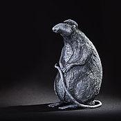"""Куклы и игрушки ручной работы. Ярмарка Мастеров - ручная работа Крыса """"Проект 12"""". Handmade."""