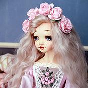 Куклы и игрушки handmade. Livemaster - original item Greta art doll, ooak, doll interior artdoll. Handmade.