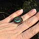 """Кольца ручной работы. Перстень """"Спираль"""". Мастерская ГришЛАНдия (grishlandia). Ярмарка Мастеров. Ажурный перстень, перстень со спиралью"""
