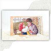 Открытки ручной работы. Ярмарка Мастеров - ручная работа Авторская открытка к Пасхе. Handmade.
